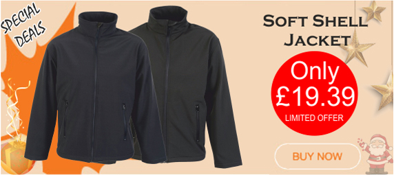 Soft Shell Jacket Classic