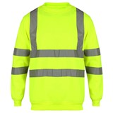 Hi Vis Sweat Shirt