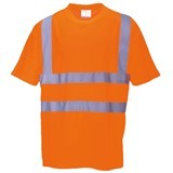 Safety Hi Vis Railway T-Shirt