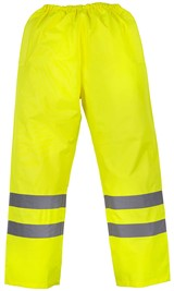 Hi Vis Waterproof Trousers